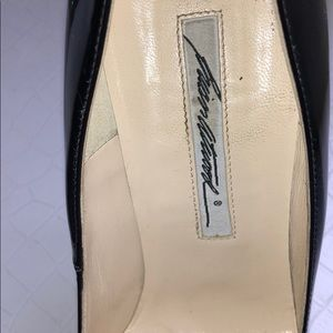 Brian Atwood Shoes - My Brian Atwood patent leather 'Donna' bow pumps